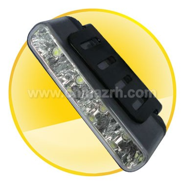8pcs LED Daytime Running Light