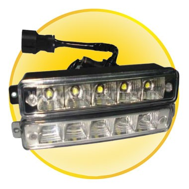 Super bright LED Daytime Running Light