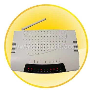 Wireless GSM intelligent burglar alarm with Parts arm function