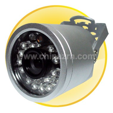 20m IR Waterproof Camera with 1/4Inch Sharp Color CCD + 420TVL