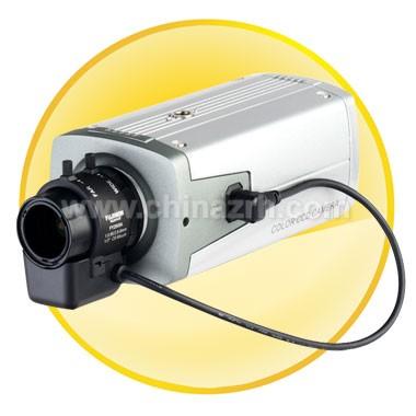 Box Camera with 1/4Inch Sharp Color CCD + 420TVL