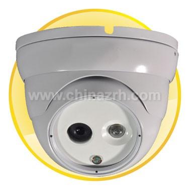 5-20m IR Dome Camera with 1/4 inch Sharp Color CCD + 420TVL