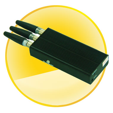 Mini Portable Cell Phone+ GPS Jammer