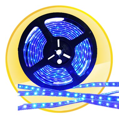 Flexible Blue LED Strip (3 Meters)