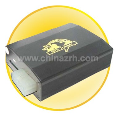 Portable GSM/GPRS/GPS Tracker Support Two SIM Cards