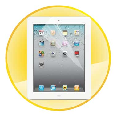 Ultra-Clear Screen Protector for iPad Air