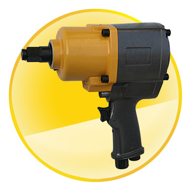 "3/4"" Series Heavy Duty Air Impact Wrench"