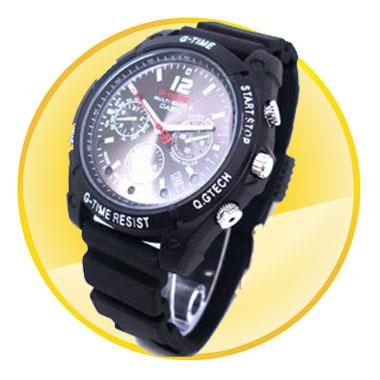1080P Waterproof IR Night Vision Watch Camera