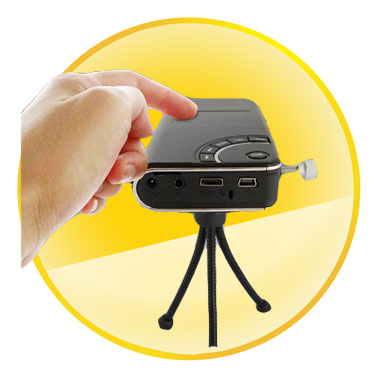 Mini Smart Pocket Projector with Android 2.1 OS