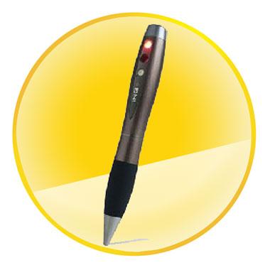 5 Mega Low-lux Sensor High Precision Pen Scanner