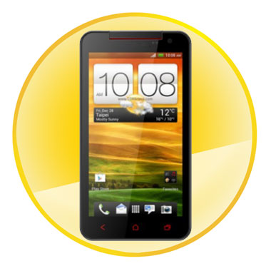 4.7 inch 1.2GHz Quad-core Android 4.2.1 OS 3G Smart Phone