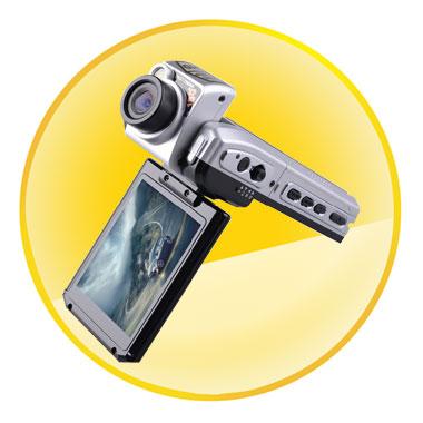 HD 1080P Car Digital Video Recorder