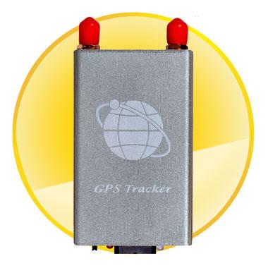 GPS/GPRS/GSM Vehicle Tracker Car Tracker