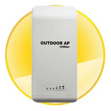150M Wireless Outdoor AP