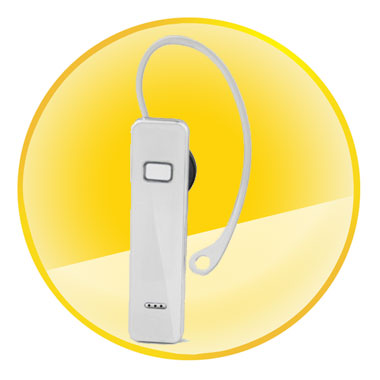 Low Power Mono Bluetooth Headset with 10M Effective Distance