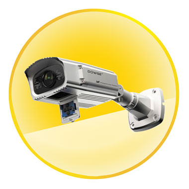 500TVL IR ON 0Lux 60M IR Camera