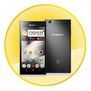 Lenovo K900 5.5inch Capacitive IPS Corning II Gorilla Glass Touch Screen 1920x1080 Android 4.2 Smartphone
