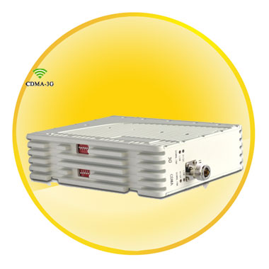 CDMA800 & 3G Dual Band Signal Booster