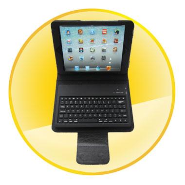 Waterproof Dustproof Separable Bluetooth Keyboard