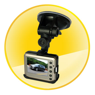 120 Degree Lens HD 720P H.264 Mini Car Camera