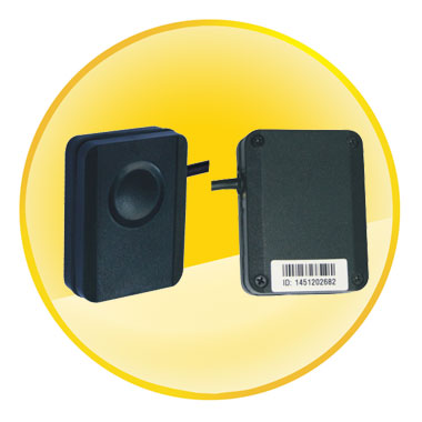 Mini Water-proof GPS Tracker with Wide Working Voltage (9-80V) & Shock Alarm