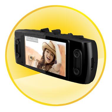 2.7 inch Full HD 1080P G-Sensor GPS Car DVR Recorder Mobile Camera