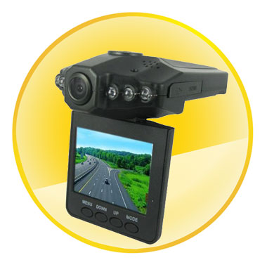 2.4 Inch TFT LCD Display Car DVR