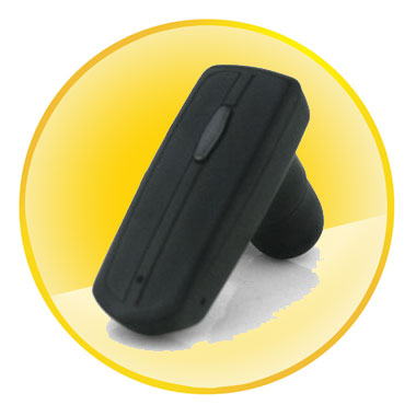 Low Power Mono Bluetooth Headset with Standby Time 100H