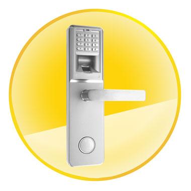Optical Sensor Fingerprint Door Lock