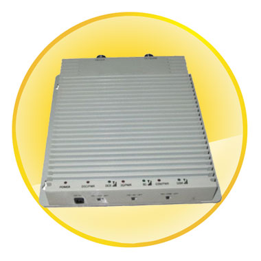 Tri-Band GSM900 DCS1800 WCDMA2100 Cell Phone Signal Booster
