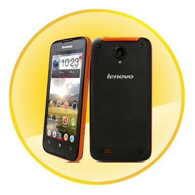 Lenovo S750 4.5inch Quad Core Android 4.2 3G Smartphone