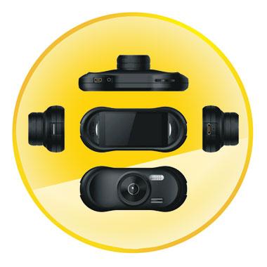 Full HD 1080P G-Sensor Car Digital Video Camera
