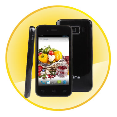 Utime U6 Dual Core Smart Cell Phone 4.0 inch Android 4.2 MTK6572 1.0GHz
