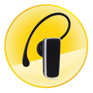 Voice Dialing Low Power Mono Bluetooth Headset