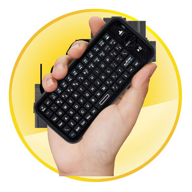 Mini Bluetooth Keyboard For Supporting Windows System