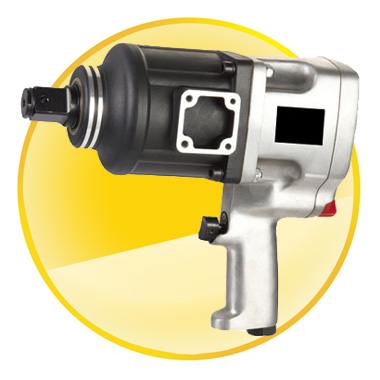 "1"" Super Duty Air Impact Wrench"