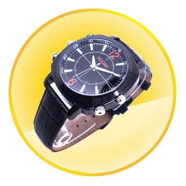 Newest 1080P Waterproof Watch Camera
