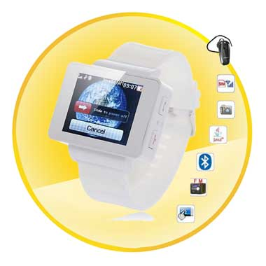 1.8 Inch TFT Screen Watch Phone