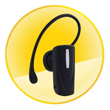 Voice Dialing Mono Bluetooth Headset