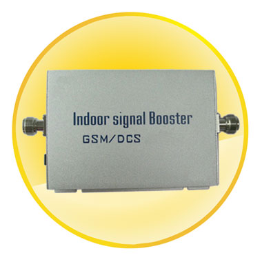Cell Phone Signal Booster for GSM/PCS Dual Band (850MHz/1900MHz)