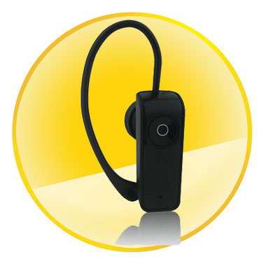 Mono Bluetooth Headset with Low Power Comsumption