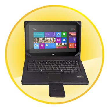 Removable Magnet Bluetooth Keyboard Case for Windows Surface SF