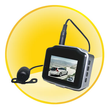 Portable 720p Camcorder DVR Support HD Video Playback