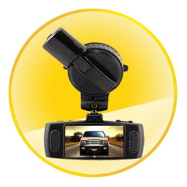 Full HD 1080P G-Sensor Car DVR Recorder Mobile Camera