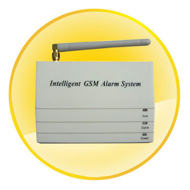 Intelligent Home GSM Alarm System
