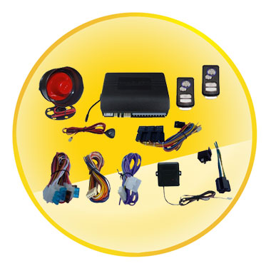 Car Alarm With Remote Engine Start