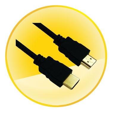 AM-AM CCS Connector 1.4V HDMI Cable