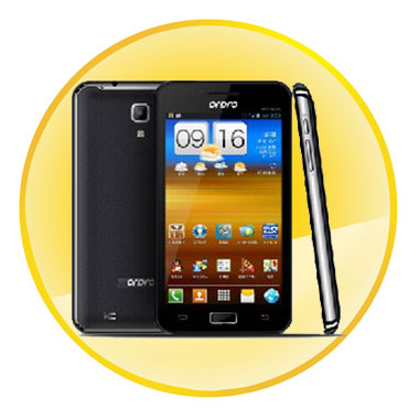 """5.0"""" Capacitive panel Android 4.0 OS Smart phone"""