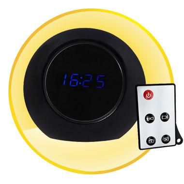 Multi-function Digit Alarm Clock DVR with Remote Control