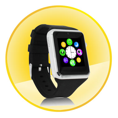Bluetooth Camera Watch & Watch Phone